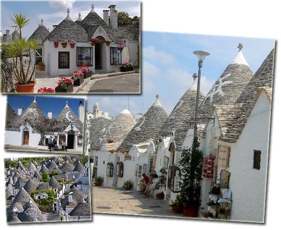 7 cidadezinhas mais incríveis do mundo - Alberobello