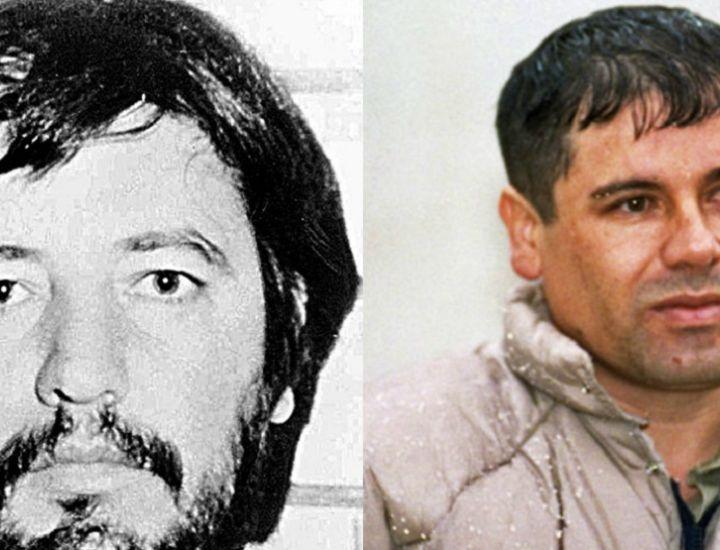 Amado y El Chapo en Buenos Aires