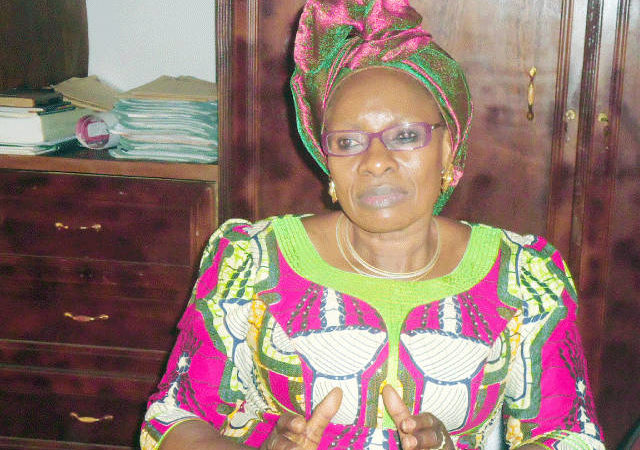 Pauline Tallen rejects ambassadorial appointment