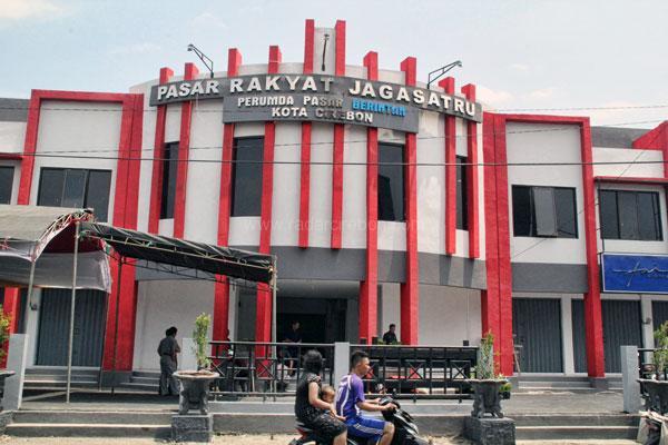 Jalan-jalan ke Pasar Jagasatru, Cirebon