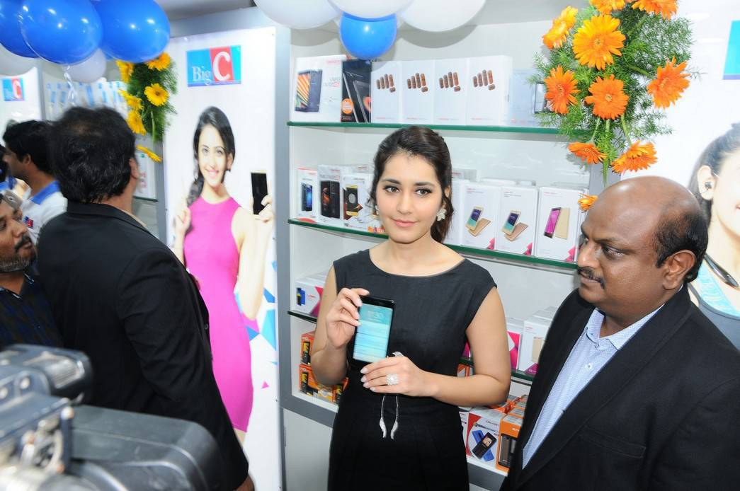 Big C Mobile Store Launch At Tirupathi Event Stills
