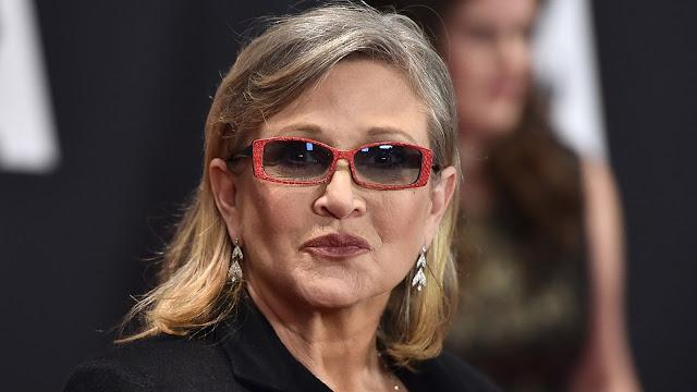 Assista ao vídeo em que Jorge Pontual comenta a morte da atriz Carrie Fisher