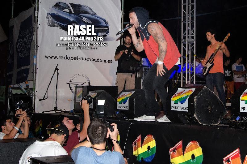 Rasel en el Mallorca 40 Pop 2013. Héctor Falagán De Cabo | hfilms & photography.
