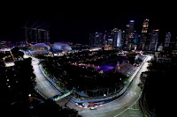 Williams Racing F1 Robert Kubica Singapur