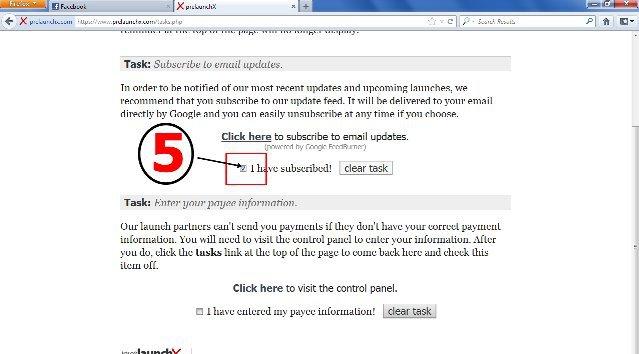 PrelaunchX dan cara mendaftar cara yang betul   FREE 100usd