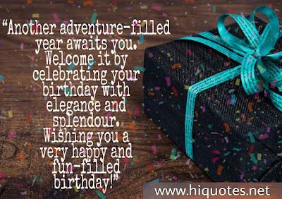 Inspirational Happy Birthday Wishes