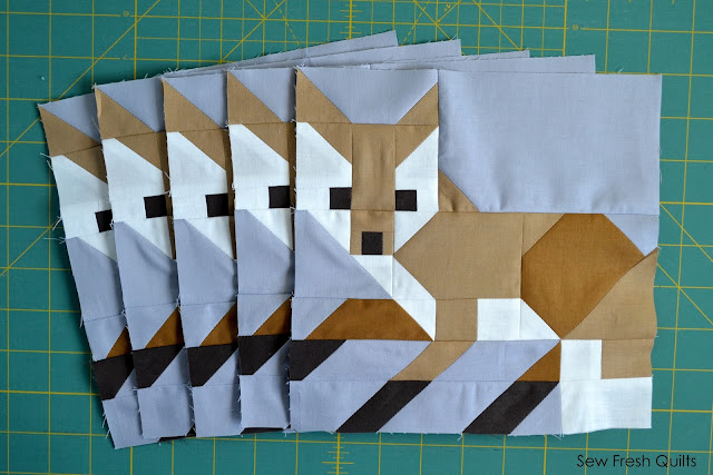 Sew Fresh Quilts: Update for Forest Friends quilt pattern and ... : bee quilt pattern - Adamdwight.com