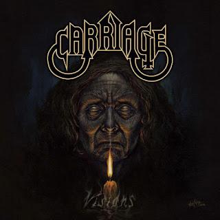 """Το τραγούδι των Carriage """"Primal Ritual"""" από τον δίσκο """"Visions"""""""