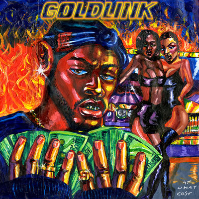 GoldLink - At What Cost - Album Download, Itunes Cover, Official Cover, Album CD Cover