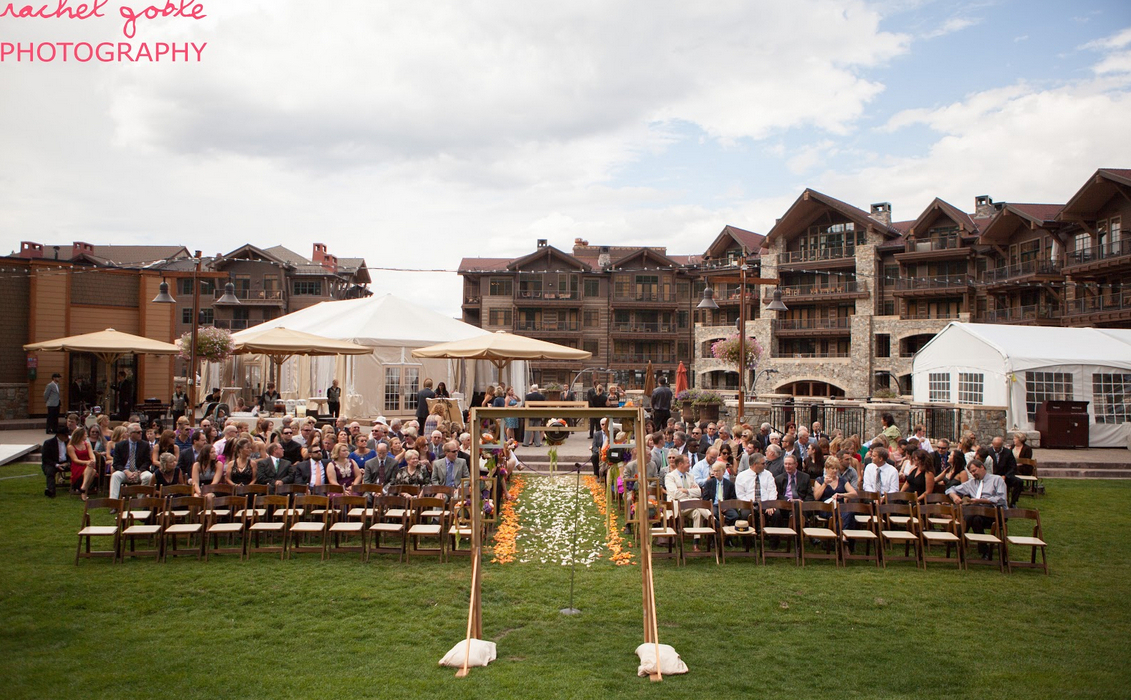 Northstar California Wedding Venue