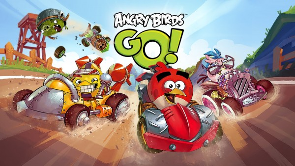 Download Game Angry Birds Go! Apk v2.1.6 Mod (Unlimited Money) New