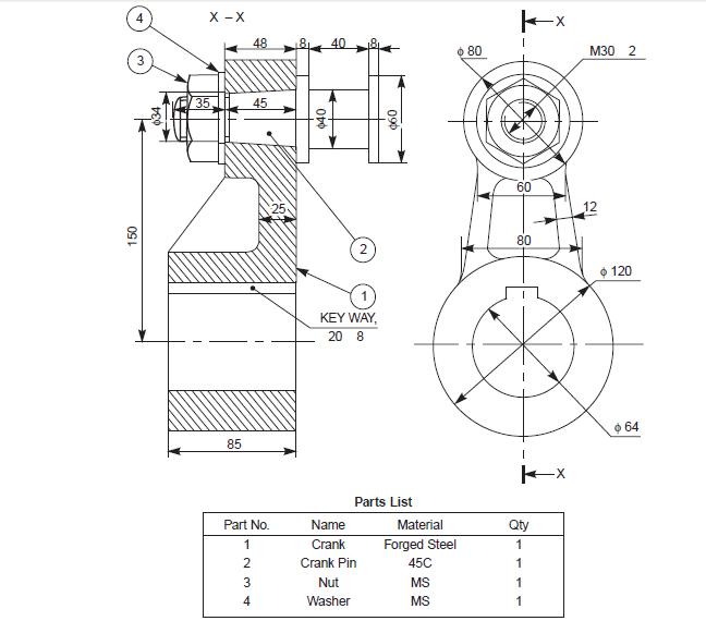 Andromeda CAD: Basics of Engineering Drawing