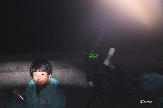 秋夜的星空冒險/Pentax O-GPS1