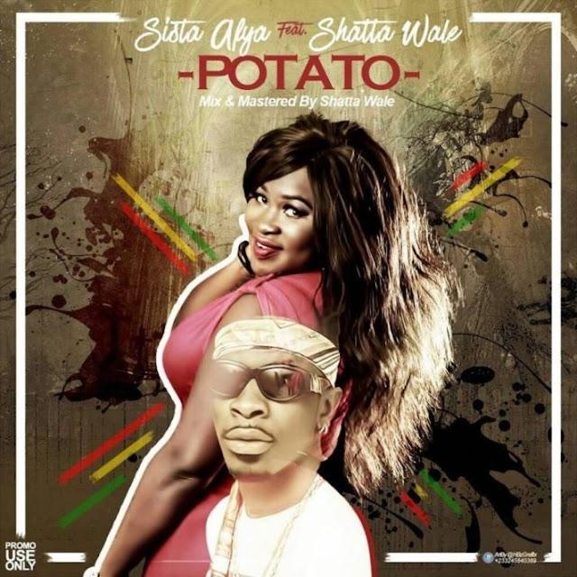 Sista Afia – Potato (Feat. Shatta Wale) (Prod. By MOG Beatz)