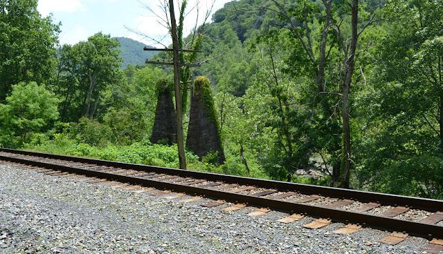 Місто-привид Нутталбург, Західна Вірджинія (Nuttallburg, West Virginia)
