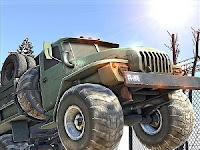 Truck Evolution : Offroad 2 mod apk 1.0.8 (Unlimited Money)
