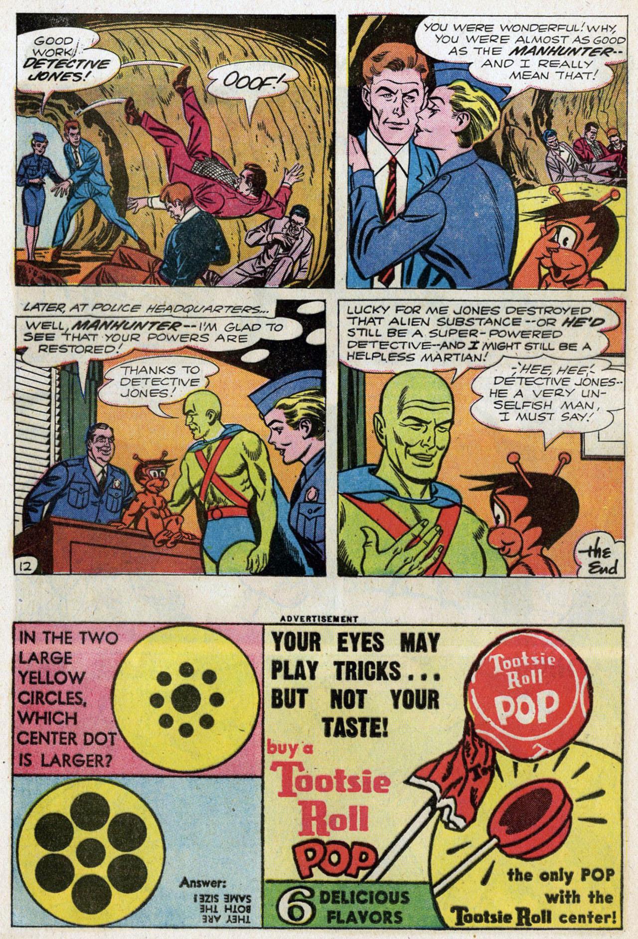 Detective Comics (1937) 316 Page 31