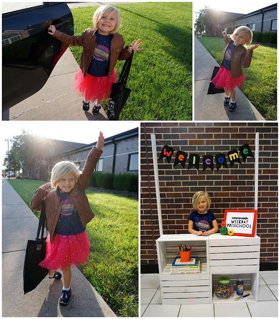 Stella at Preschool