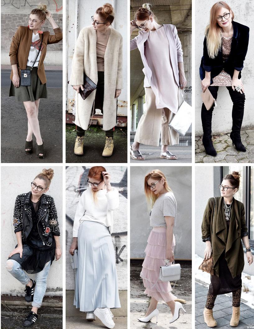 was trage ich mit Ü40, Fashion Inspiration für echte Frauen