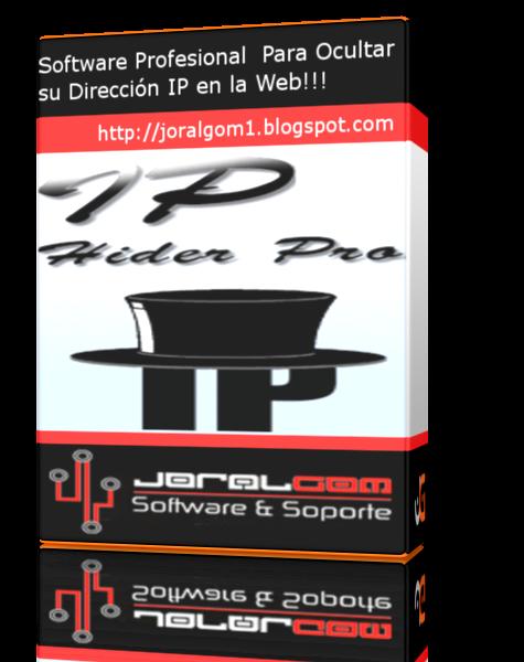 IP Hider Pro v5.8.0.1 Oculta Tu Direccion IP Mientras Navegas Por la Web !!!