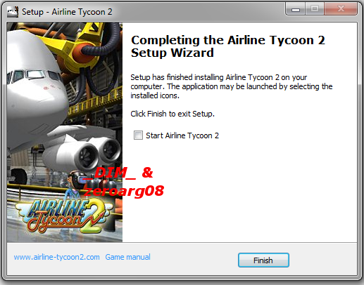 Airline Tycoon 2 2011 PC Full Fairlight Ingles ISO DVD5 Descargar
