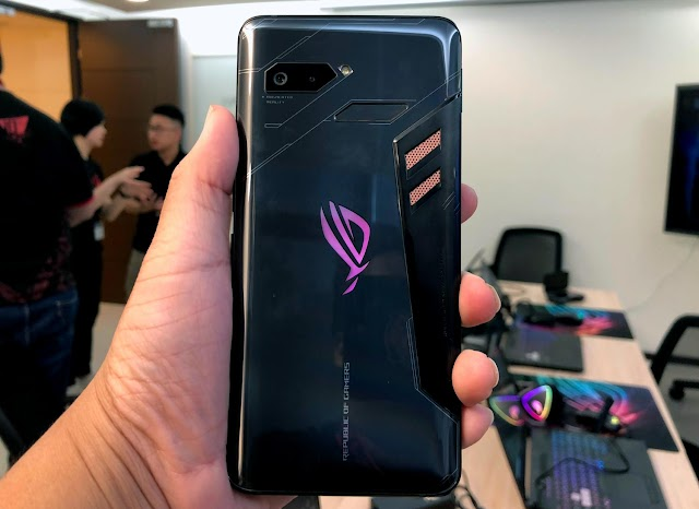 ASUS ROG phone is coming to Malaysia very soon with up to 512GB of storage
