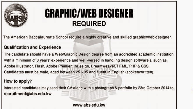 Salary For Web Designer In Kuwait