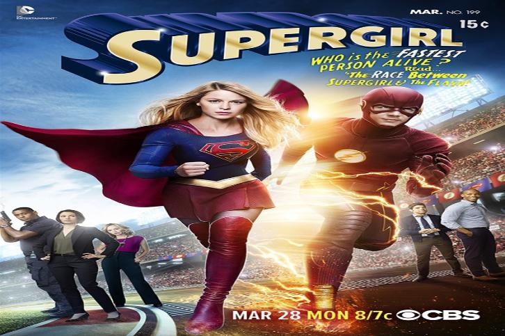 Supergirl &The Flash Crossover  - World's Finest - Round table Review