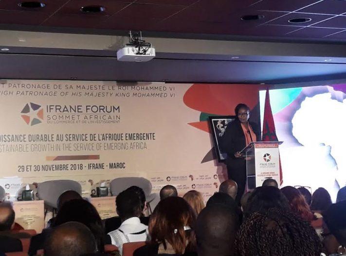 انطلاق أشغال القمة الإفريقية للتجارة والاستثمار بإفران