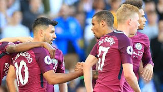 Brighton & Hove Albion vs Manchester City 0-2 Video Gol & Highlights