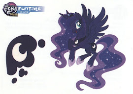 My Little Pony Tattoo Card 8 MLP the Movie Trading Card