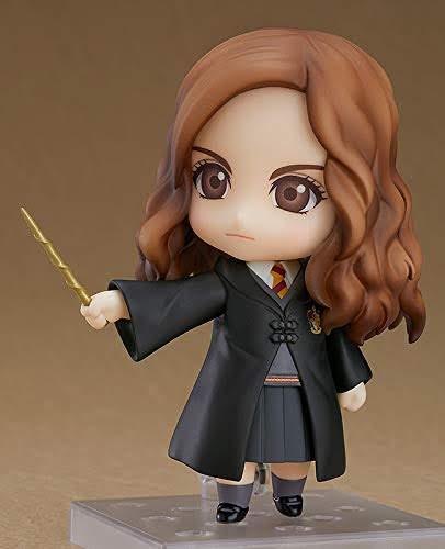 Movie Shopper's Guide - Hermione Granger - Nendoroid figure :「ハリポタ」のキュートな魔女っ子、ハーマイオニー・グレンジャーのねんどろいどのフィギュアが、新年2019年6月30日に発売 ! !