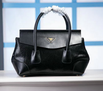 57fdd1c61b Prada Saffiano Leather Double Tote Bag 1BG887 | Prada Tote Bags on Sale