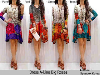 Dress Spandex fit to XL