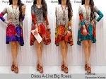Dress Spandex SOLD OUT