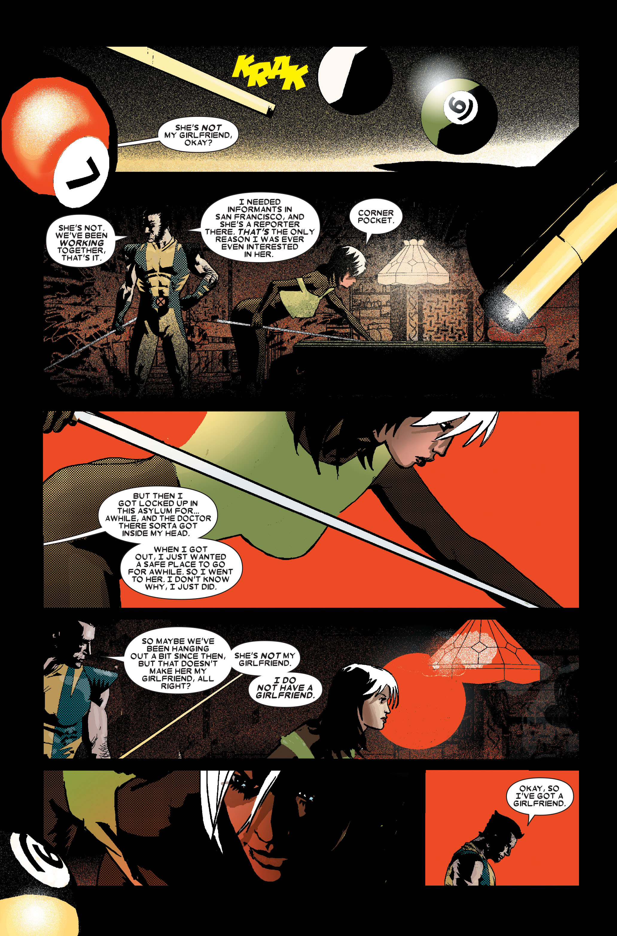 Read online Wolverine: Weapon X comic -  Issue #10 - 9