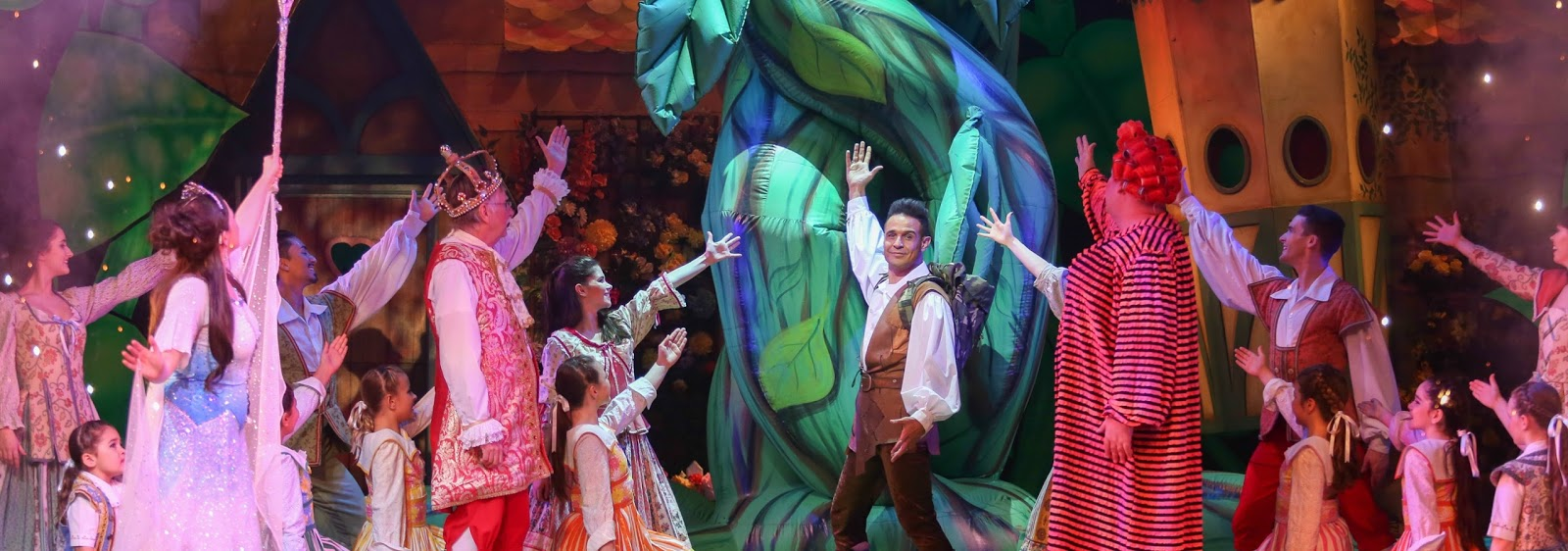 jack and the beanstalk panto nottingham