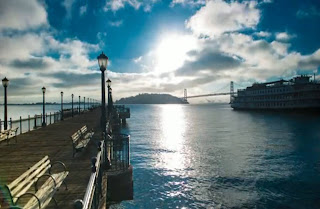 Timelapse and hyperlapse of the city of San Francisco
