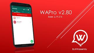WhatsApp Pro v2.80