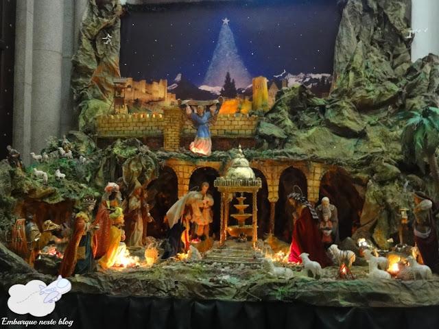 Presépio da Catedral da Sé 2017, Embarque neste blog, Natal São Paulo