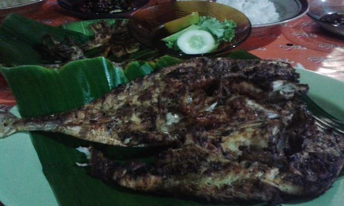 Ikan Bakar Etong Khas Subang