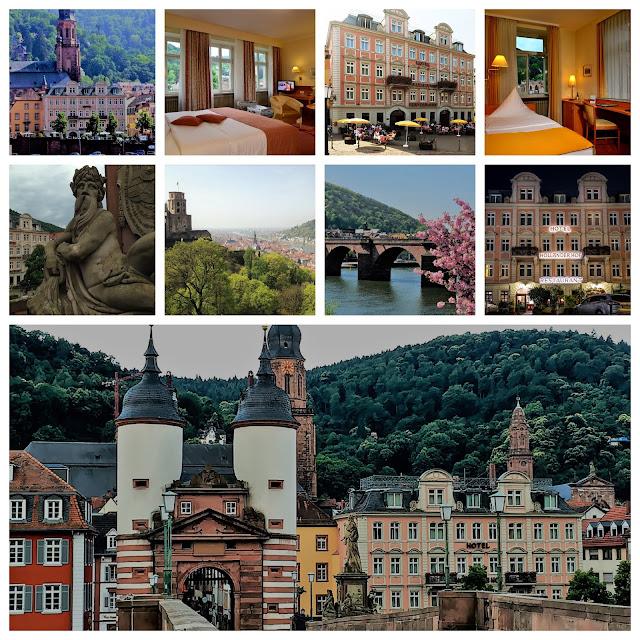 Hollander Hof Hotel Heidelberg