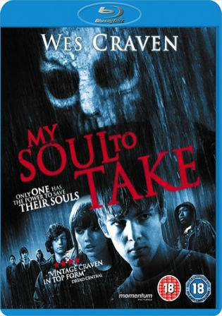 My Soul to Take 2010 BluRay 800Mb Hindi Dual Audio 720p Watch Online Full Movie Download bolly4u