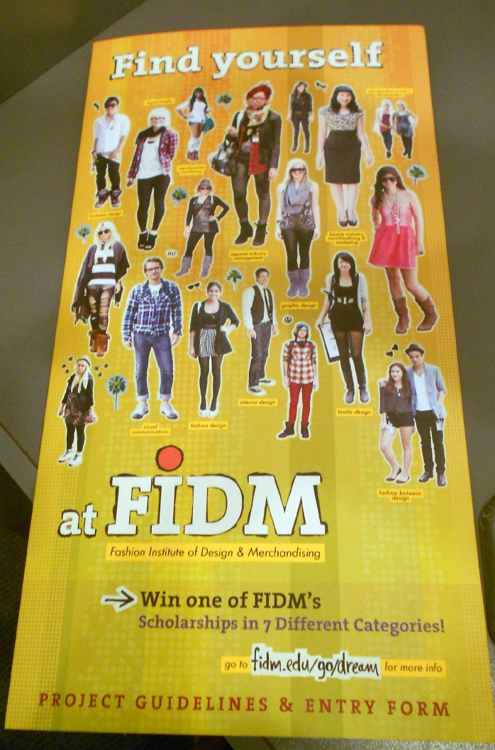 Nick Verreos Fidm Judging The 2012 Fidm National Scholarship Competition