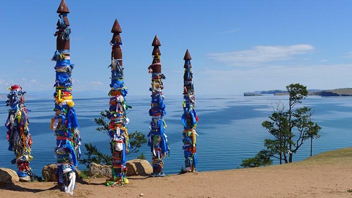Озеро Байкал отдых летом