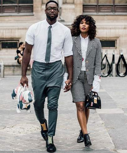 Dwayne wade and gabrielle union husband and wife