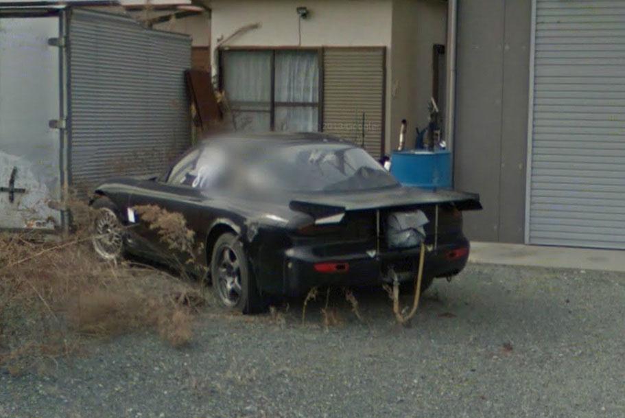 20 Τα παρατημένα supercars της Φουκουσίμα zblog, παρατημένα, Φουκουσίμα, ΦΩΤΟ, φωτογραφίες