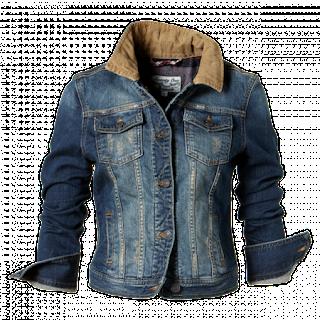 Model jaket jeans
