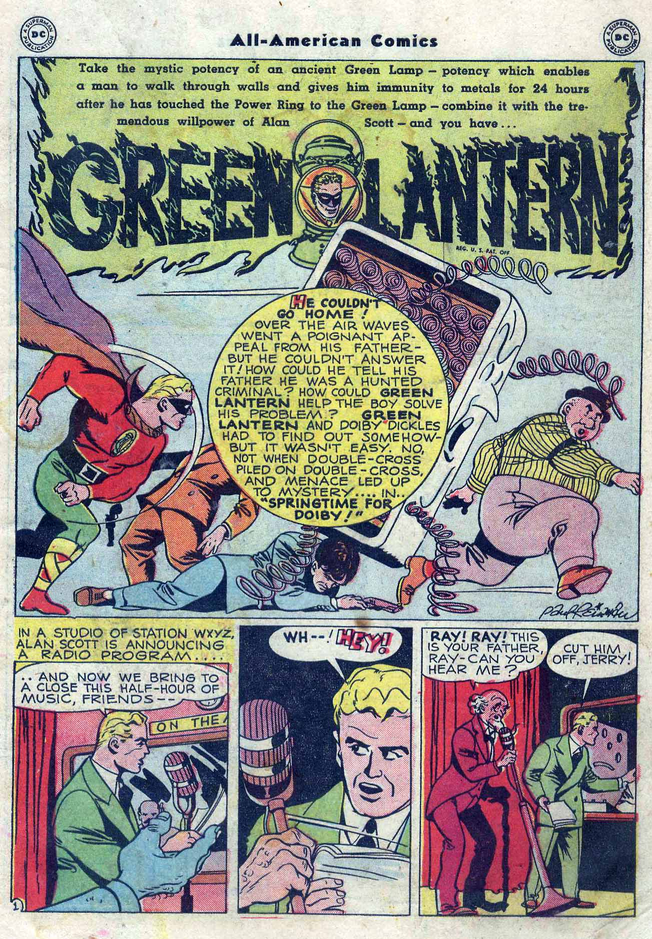 Read online All-American Comics (1939) comic -  Issue #76 - 3