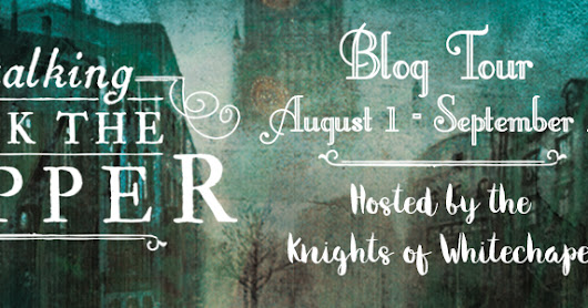 Stalking Jack the Ripper by Kerri Maniscalco ~ Blog Tour